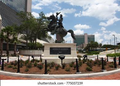 Jacksonville city, Florida, USA - 10/12/2017