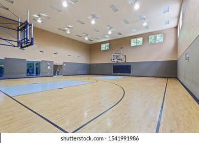 Basketball Gym Inside High Res Stock Images Shutterstock