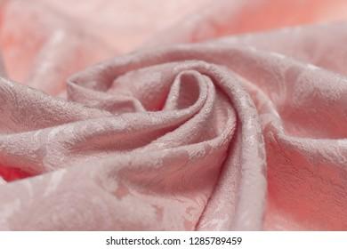 jacquard fabric powder