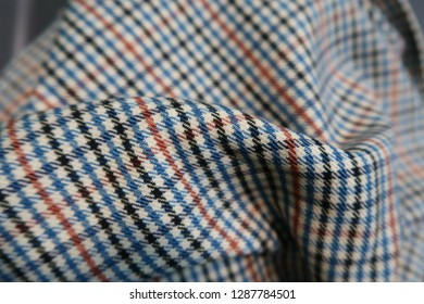 Jacquard Suitings Fabric