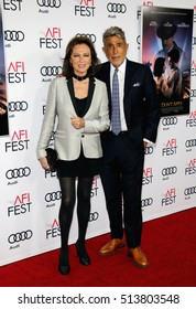Jacqueline Bisset at the AFI FEST 2016 Opening Night Premiere of 'Rules Don't Apply' held at the TCL Chinese Theatre in Hollywood, USA on November 10, 2016.