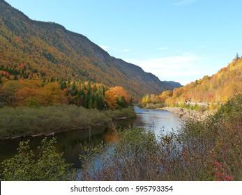 Jacques-Cartier river
