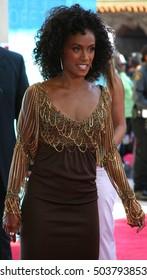 Jada Pinkett Smith at the 2005 BET Awards held at the Kodak Theater in Hollywood, USA on June 28, 2005.