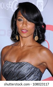 Jada Pinkett Smith  at the 2008 Crystal And Lucy Awards Gala. Beverly Hilton Hotel, Beverly HIlls, CA. 06-17-08