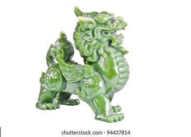 Jade Chinese Sacred Animal (call in chinese is PE-SIA)