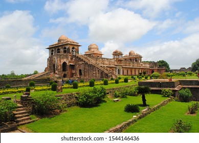 Jahaz Mahal is a palace in Mandu, Madhya Pradesh (India) in a shape of ship. the love story of Rani Rupmati and Baz Bahadur was happened in the past. The Jahaz Mahal is surrounded with baobab trees.