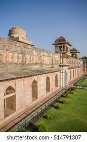 Jahaz Mahal (Ship Palace) in Mandu, Madhya Pradesh, India