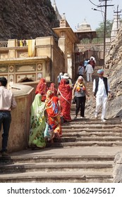 JAIPUR, INDIA - OCT 9, 2017 - 