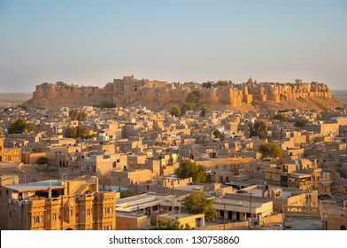 Jaisalmer, the Golden City of Rajasthan, India