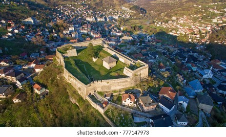 Jajce, old fortress