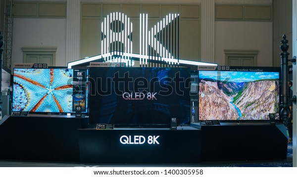 Jakarta Indonesia May 17 2019 Samsung Stock Photo (Edit Now