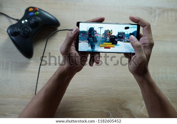 Jakarta Indonesia September 18 2018 Samsung Stock Photo