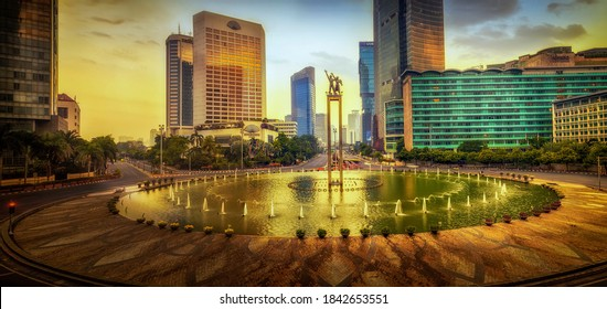 Jakarta officially the Special Capital Region of Jakarta, is the capital of Indonesia. Jakarta is the center of economics, culture and politics of Indonesia. 05 10 2019