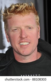 """Jake Busey at the Los Angeles premiere of """"Law Abiding Citizen"""" at Grauman's Chinese Theatre, Hollywood. October 6, 2009  Los Angeles, CA Picture: Paul Smith / Featureflash"""