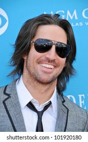 Jake Owen at the 45th Academy of Country Music Awards Arrivals, MGM Grand Garden Arena, Las Vegas, NV. 04-18-10