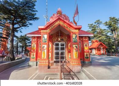 Jakhoo Temple is an ancient temple in Shimla, dedicated to Hindu deity, Hanuman.