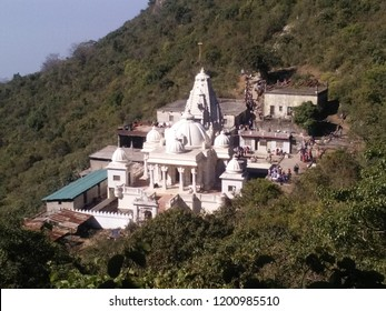 Jal Mandir. It is a famous Temple situated Parasnath Hill in Jharkhand state of India. The hill is very famous holy place for Jain.