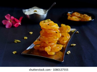 jalebi an indian dessert