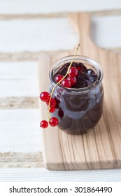 jam with currant