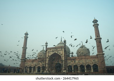 Jama Mosque in India