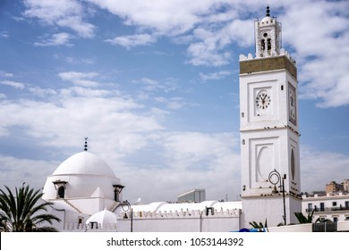 Jamaa al-Jdid, historic mosques of Algiers