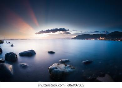 Jamaica Landscape, Palisadoes Harbor
