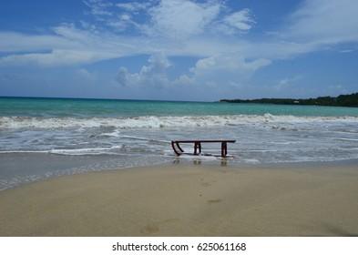 Jamaica,Caribbean, sleigh beach
