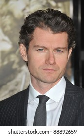 """James Badge Dale at the premiere of HBO miniseries """"The Pacific"""" at Grauman's Chinese Theatre, Hollywood. February 24, 2010  Los Angeles, CA Picture: Paul Smith / Featureflash"""