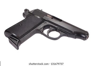 james bond favorite handgun
