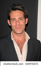 James Callis at the Maxim Cover party featuring Tricia Helfer and Grace Park, MI6, West Hollywood, CA.  10-20-09