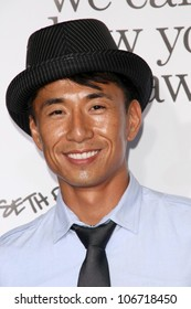 James Kyson Lee  at the Los Angeles Premiere of 'Zack and Miri make a porno'. Grauman's Chinese Theater, Hollywood, CA. 10-20-08