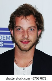 James Morrison arriving for the Sony Radio Academy Awards, Grosvenor House Hotel on 09/05/2011  Picture by: Simon Burchell / Featureflash