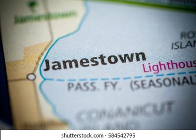 Jamestown. Rhode Island. USA