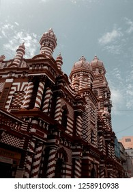 Mosquée Jami Ul Alfar in the 2nd Cross Street, Colombo 01