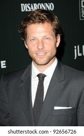 Jamie Bamber at the 13th Annual Costume Designers Guild Awards, Beverly Hilton Hotel, Beverly Hills, CA. 02-22-11