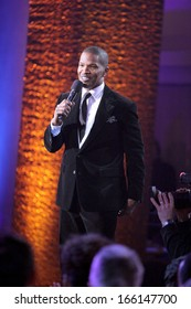 Jamie Foxx at Museum of the Moving Image Salute to Will Smith, Waldorf-Astoria Hotel, New York, NY, December 03, 2006