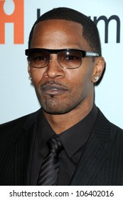 Jamie Foxx at the Salute To Icons Clive Davis Pre-Grammy Gala. Beverly Hilton Hotel, Beverly Hills, CA. 02-07-09