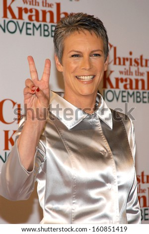 Commit error. Jamie lee curtis christmas with the kranks think