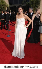 Jamie-Lynn Sigler at the 59th Primetime Emmy Awards at the Shrine Auditorium. September 16, 2007 Los Angeles, CA Picture: Paul Smith / Featureflash