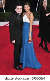 Jamie-Lynn Sigler & Robert Iler at the 14th Annual Screen Actors Guild Awards at the Shrine Auditorium, Los Angeles, CA. January 27, 2008  Los Angeles, CA. Picture: Paul Smith / Featureflash
