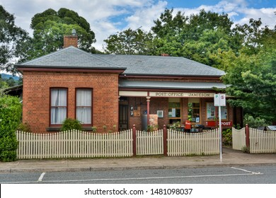 Jamieson, Victoria, Australia – March 22, 2017. Exterior view of the Post Office building in Jamieson, VIC.