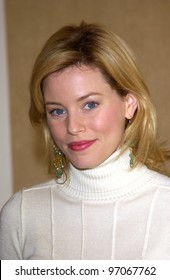 Jan 13, 2005; Beverly Hills, CA; Actress ELIZABETH BANKS at a party by In Style Magazine and the Diamond Trading Company at the Beverly Hills Hotel to kick off the 2005 Award Season.