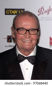 Jan 15, 2005; Los Angeles, CA:  JAMES GARNER at the G'Day LA Penfolds Gala honoring Australian talent.