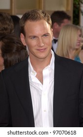 Jan 16, 2005; Beverly Hills, CA: Actor PATRICK WILSON at the 62nd Annual Golden Globe Awards at the Beverly Hilton Hotel.