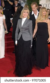 Jan 16, 2005; Beverly Hills, CA: DIANE KEATON at the 62nd Annual Golden Globe Awards at the Beverly Hilton Hotel.