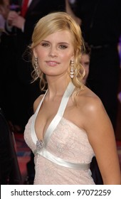 Jan 16, 2005; Beverly Hills, CA: Actress MAGGIE GRACE at the 62nd Annual Golden Globe Awards at the Beverly Hilton Hotel.