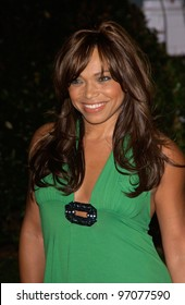 Jan 23, 2005; Los Angeles, CA: Actress TISHA CAMPBELL-MARTIN at ABC TV's All Star Party on the Desperate Housewive lot at Universal Studios, Hollywood.