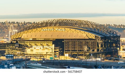 Jan 6 2017 : Safeco Field (sometimes referred to as just Safeco)  is the home stadium of the Seattle Mariners of Major League Baseball (MLB) : Jan 6 2017 Seattle Washington