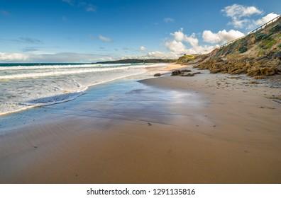 Jan Juc beach, Jan Juc, near Torquay, Great Ocean Road, Victoria