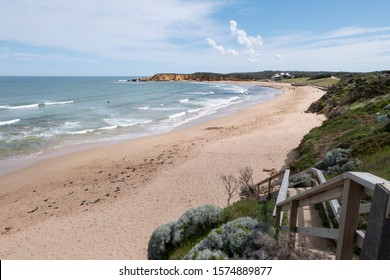 Jan Juc Beach Torquay Victoria Australia